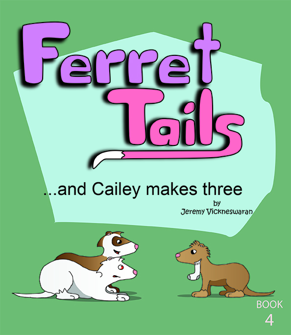 ferret tails book four